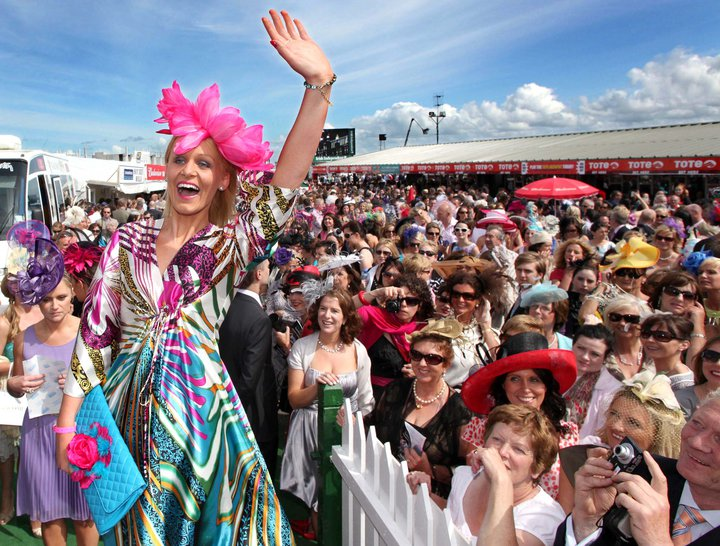 Win tickets to Galway Races Ladies Day