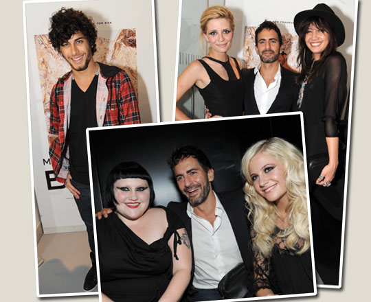 Party People: Marc Jacobs Bang