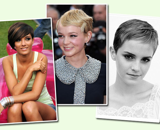 Hair Trend We Like: Cropped Hair