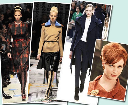 Autumn 2010 Trends: A Taster