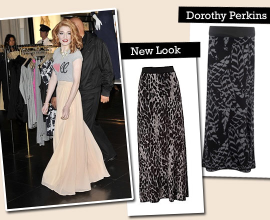 Ask the Stylist: Maxi Skirt