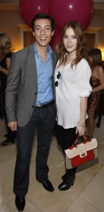 Roy Horgan and Angela Scanlon