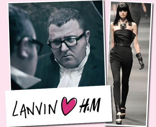 Collection We Covet: Lanvin for H&M
