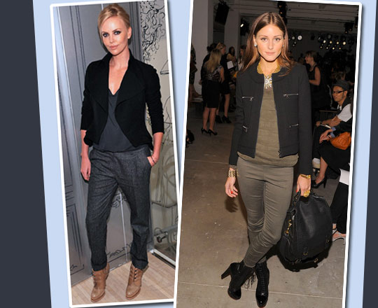 What She Wears: Autumn Winter Boots