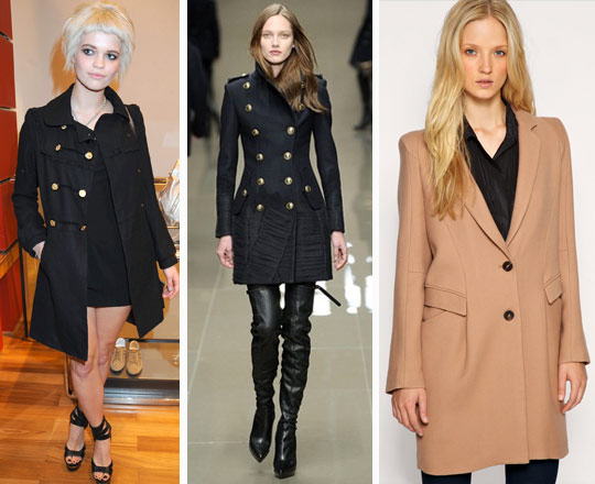 Top 5: Winter Coats