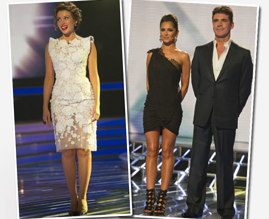 X Factor Week 1