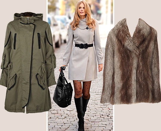 Winter Coats Under €150