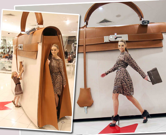The World's Largest Handbag