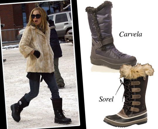 Go Buy Now: Snow Boots