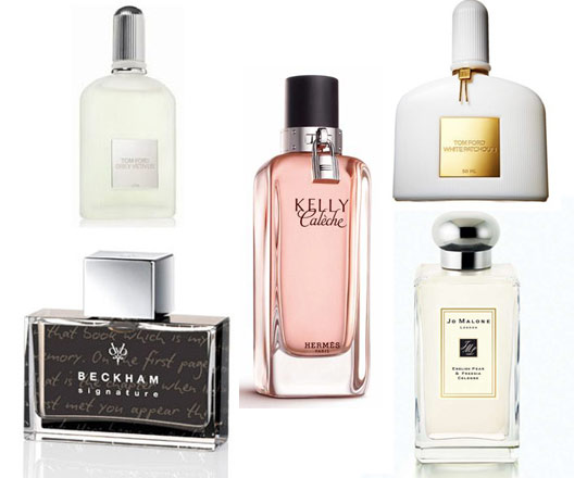 The Ultimate Christmas Perfume List