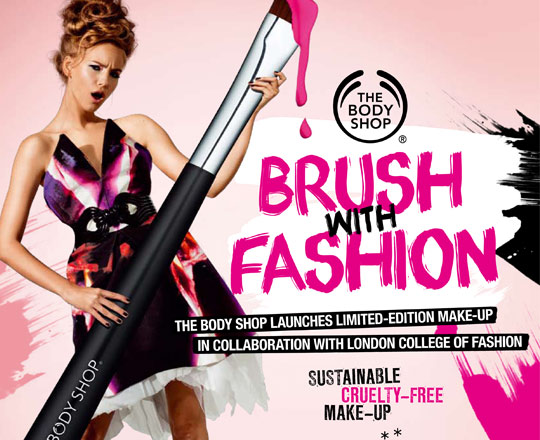 "Win ""Brush with Fashion"" Collection"