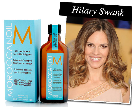 Hair Trend We Like: Hilary Swank