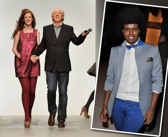 Fashion Week: Q&A with Paul Costelloe