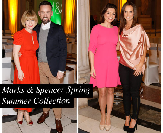 Party People: M&S SS11 Show