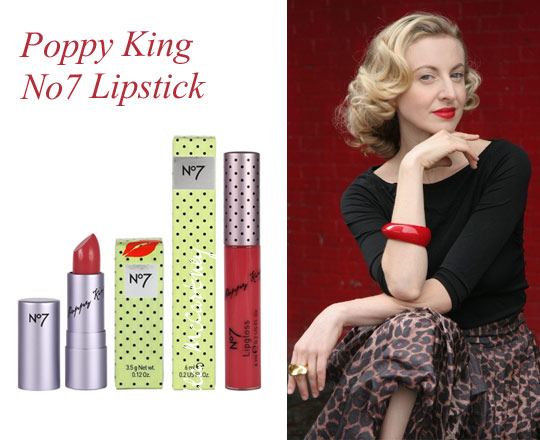 Beauty: Lessons in Lipstick Part II