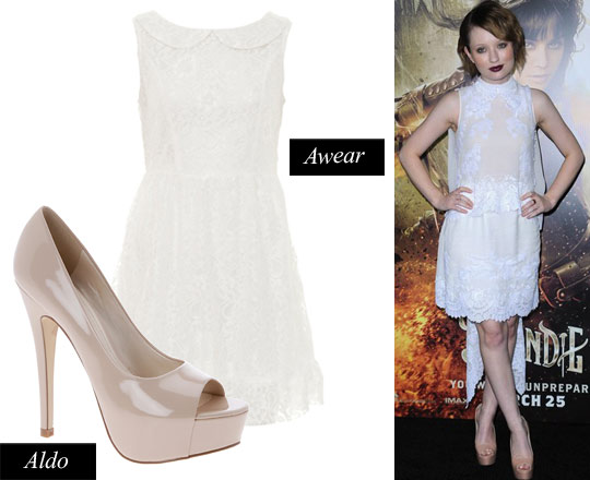 Steal Her Style: Emily Browning