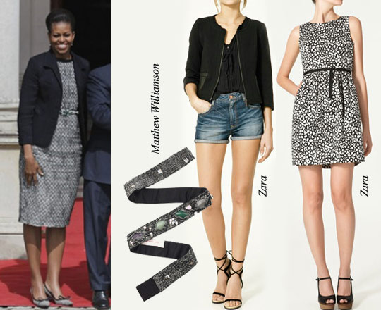 Steal Her Style: Michelle Obama