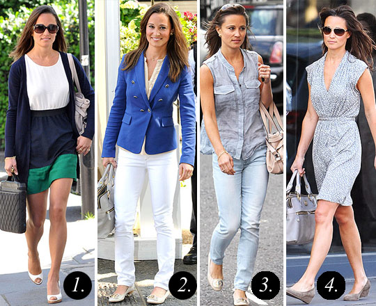Steal Her Style: Pippa Middleton