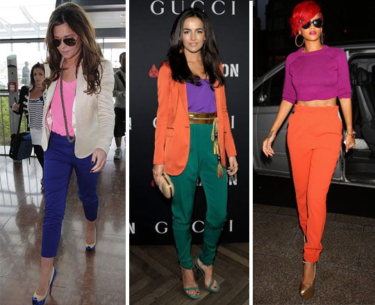 Trend We Like: Colour Blocking