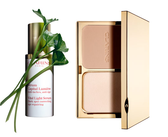 Win over 100 worth of Clarins goodies