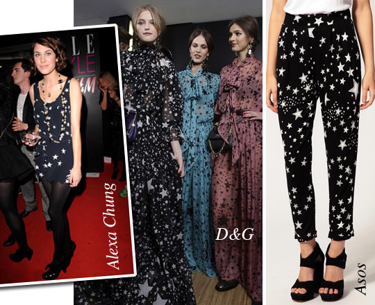 Micro Trend Moment : Seeing Stars