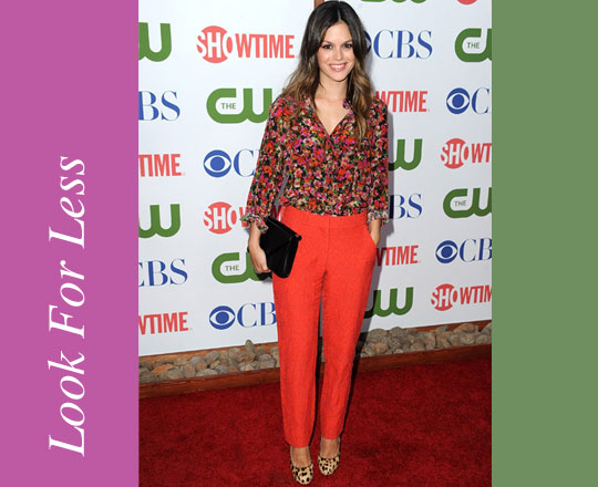Look for Less: Rachel Bilson