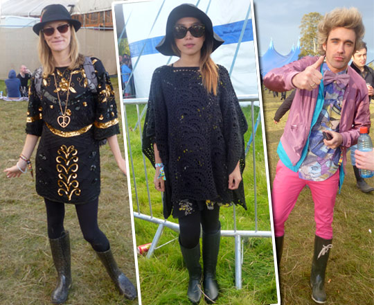 Street Style: Electric Picnic 2011