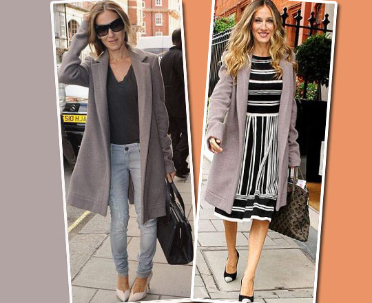 Look For Less: Sarah Jessica Parker