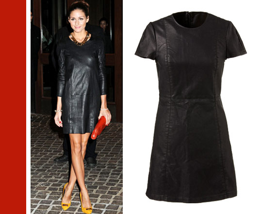 Ask the Stylist: Leather Dress