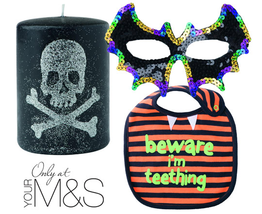 Win! M&S Vouchers For Halloween