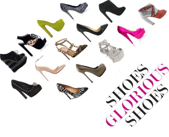 Must-Have Shoes of the Season