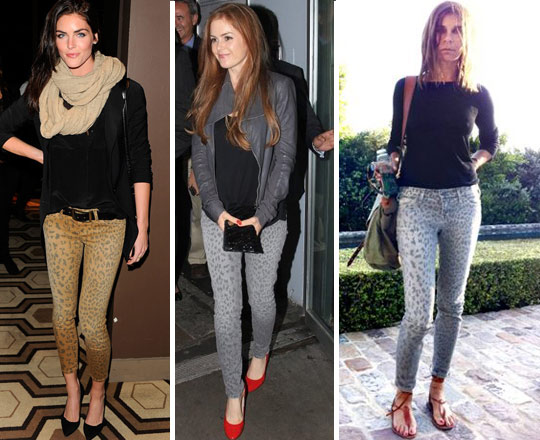 3 Ways to Wear: Leopard Print Jeans