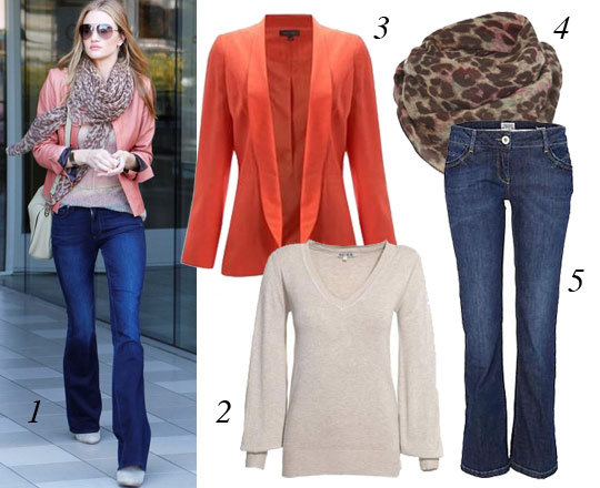 Steal Her Style: Rosie Huntington-Whiteley