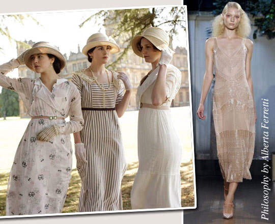 Steal Their Style: Downton Abbey