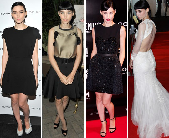 Muse of the Month: Rooney Mara