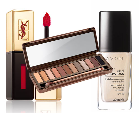 Beauty: 3 Beauty Heroes For 2012