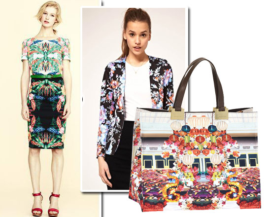 Ask the Stylist:  Floral Prints