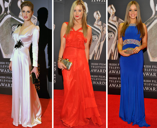 Red Carpet Watch: IFTAS