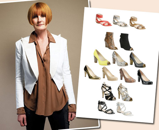 Accessory Alert: Mary Portas for Clarks