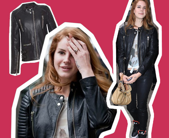 Steal Her Style: Lana Del Rey