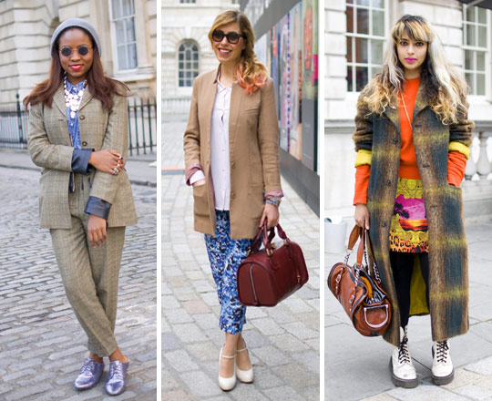 Street Style: London Fashion Week