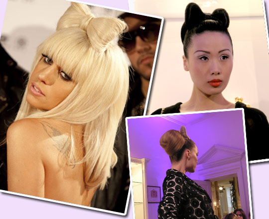 Hair Trend We Like: Bows