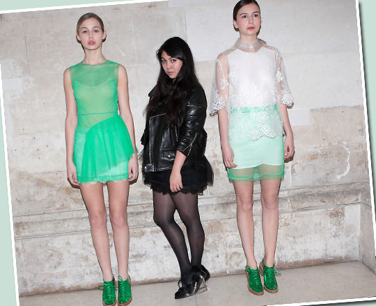 Party People: Simone Rocha &#038; West Coast Cooler