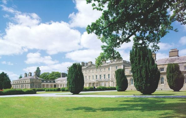 Carton House Crafternoon Tea – 17/03/12