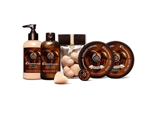 WIN! The Body Shop Chocomania Range