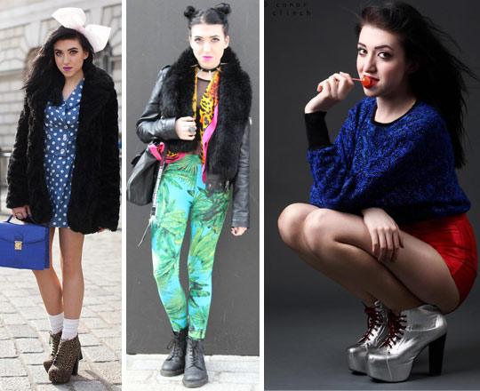 Style Staring: Leanne Woodfull