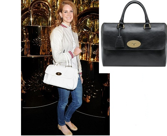 Shopping: Mulberry Del Rey