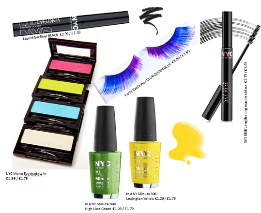 WIN! NYC Color Makeup