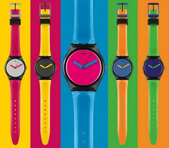 Win! A Swatch Watch