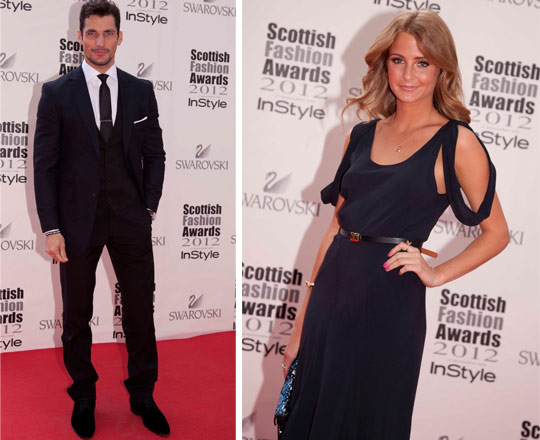 Behind The Scenes: Scottish Fashion Awards